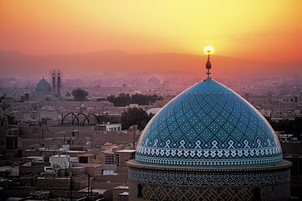 Tour dell'Iran