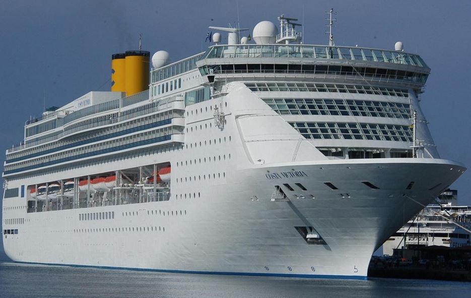 Costa FORTUNA da Maggio a Settembre, imbarco dal porto di Olbia